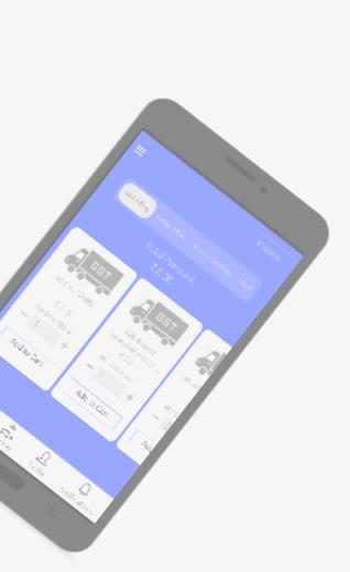 laravelr eactnative mobile android app screen